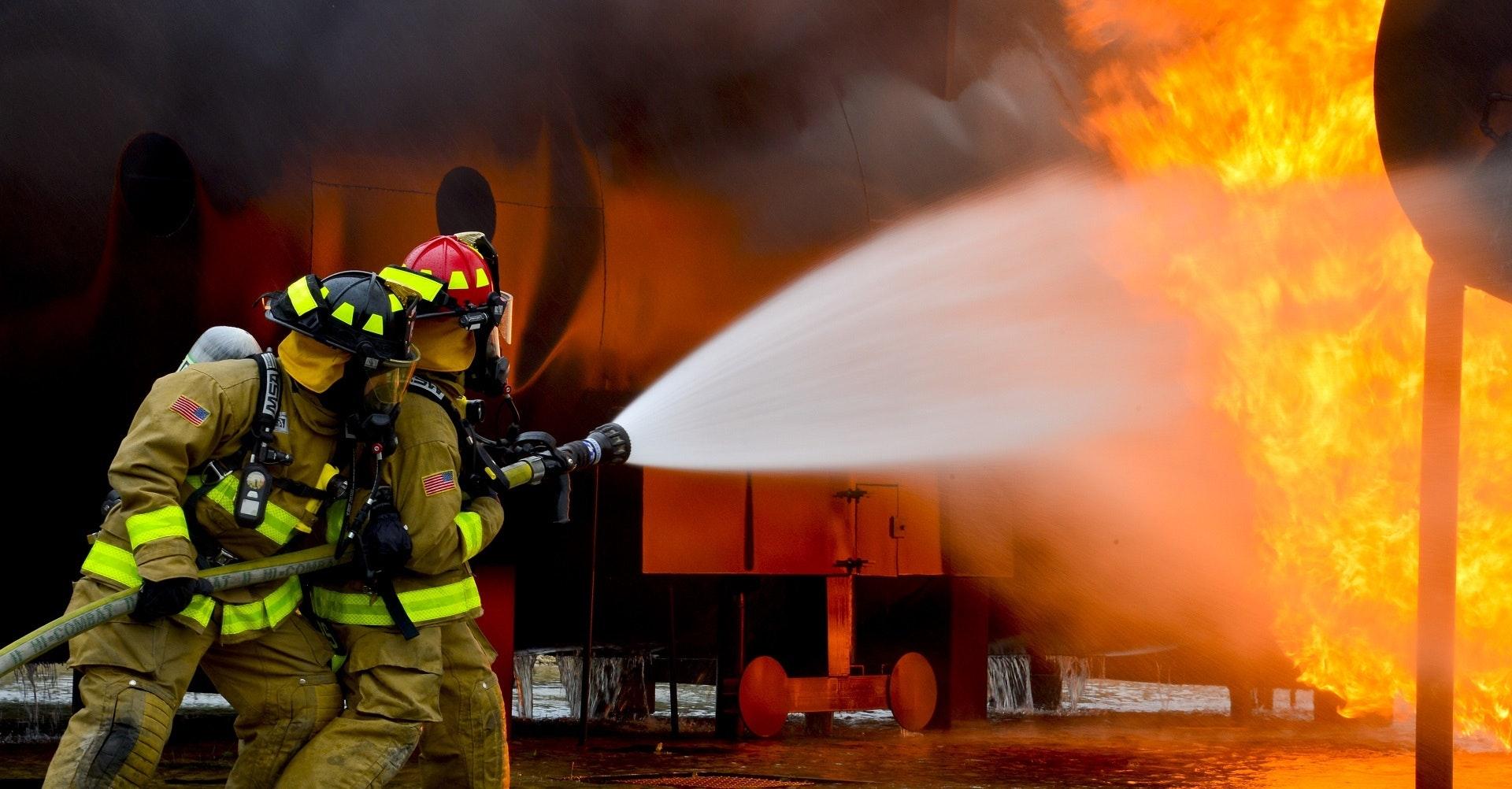 likwidacja szkody po pożarze